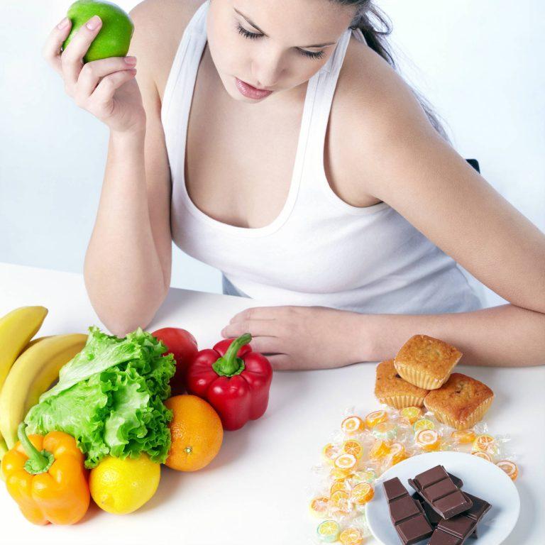 Диета для похудения с помощью фото