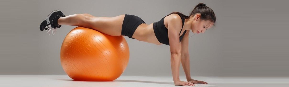 Упражнения на мяче для позвоночника при сколиозе