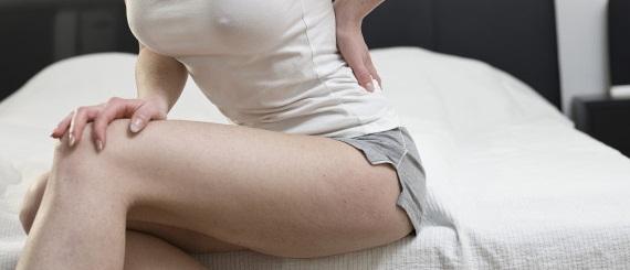 Почему болит копчик у женщин без удара