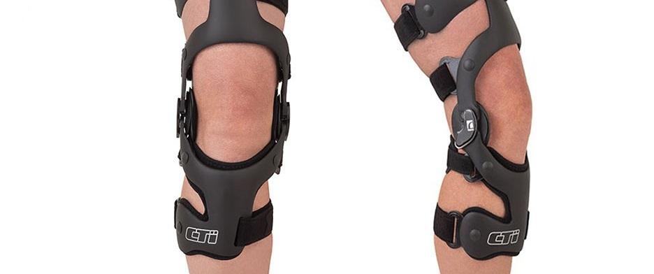 Ортопедический брейс для колена особенности конструкции и показания к применению