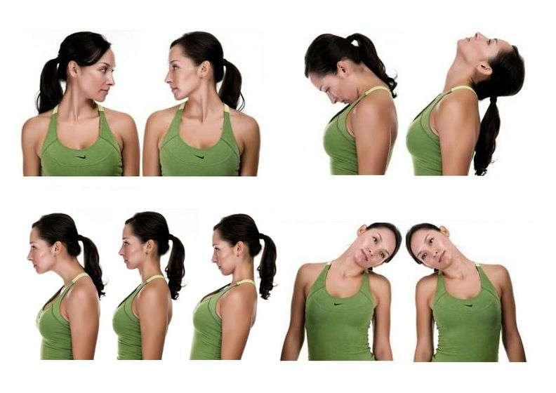 иными лечебная гимнастика для шеи с картинками глубокие слои