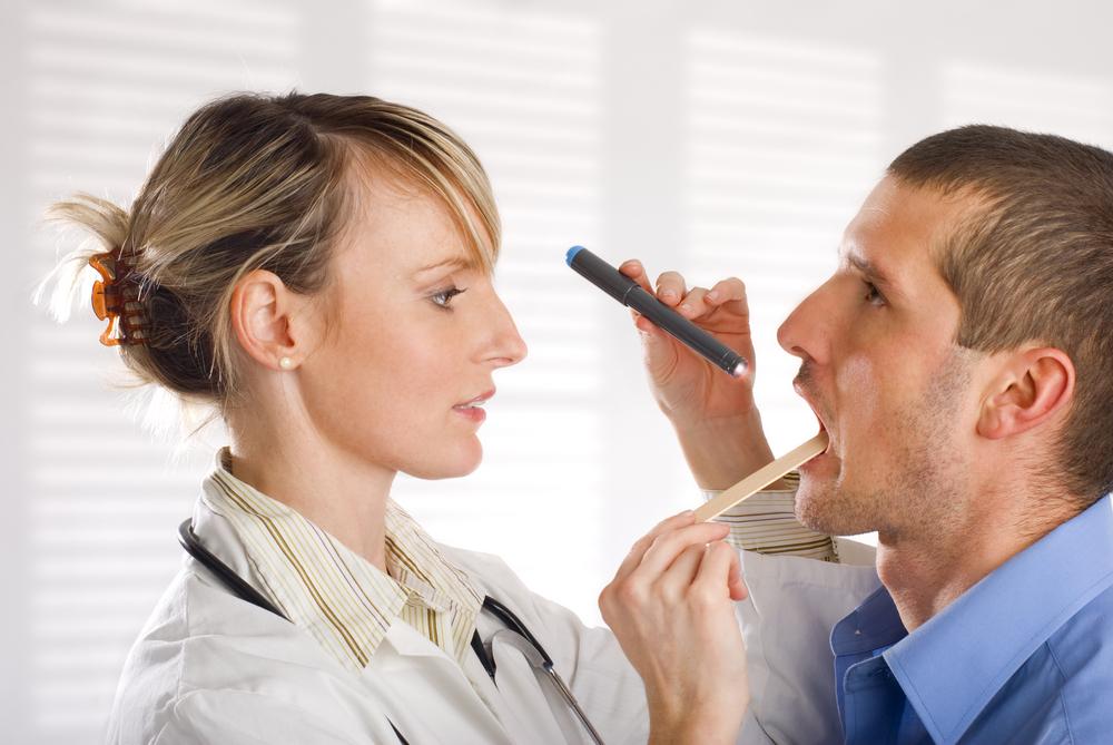 Шейный остеохондроз фарингит - Болезни горла