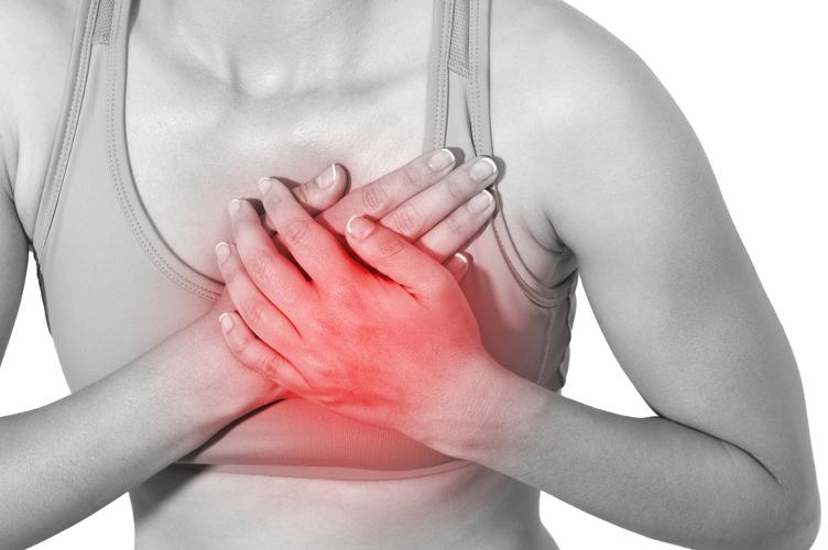 Может ли болеть сердце при остеохондрозе и как