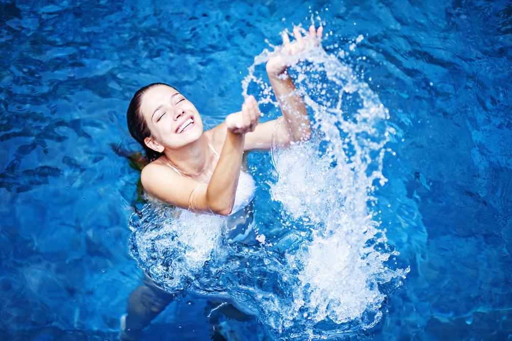 Плаванье при грыже диска