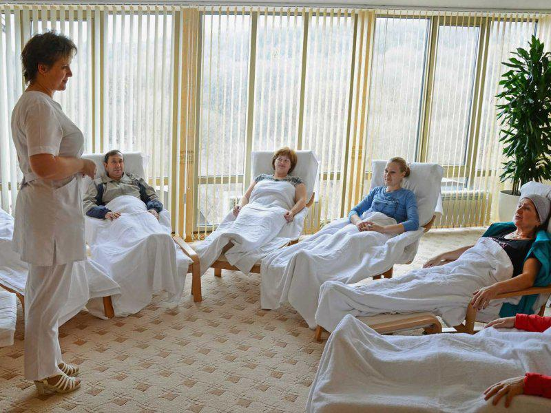 В каком санатории лечат остеохондроз