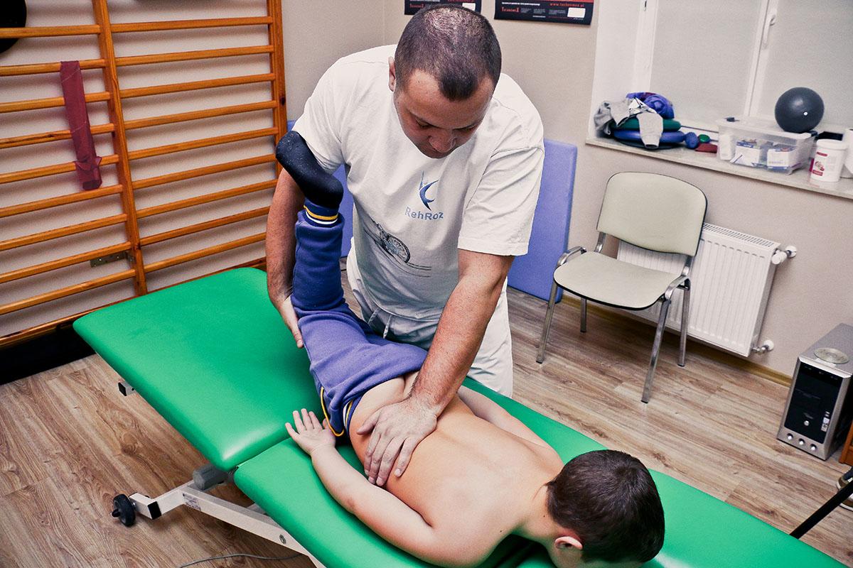 Искривление позвоночника остеопатия