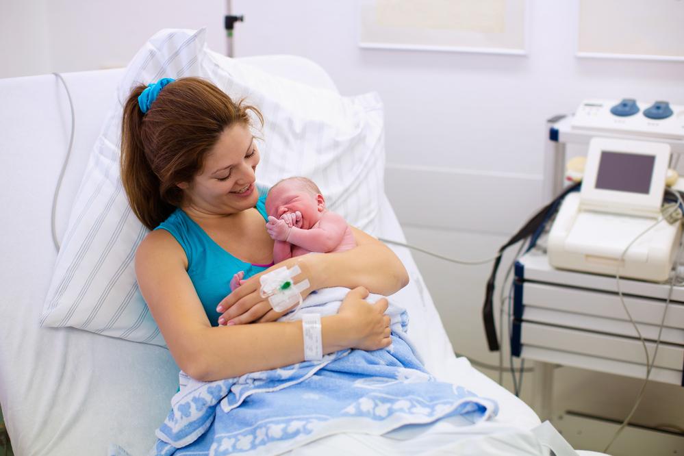 Натальная травма шейного отдела позвоночника у новорожденных