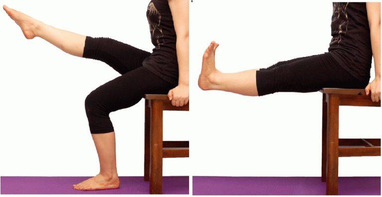 Комплекс упражнений при артрозе голеностопного сустава