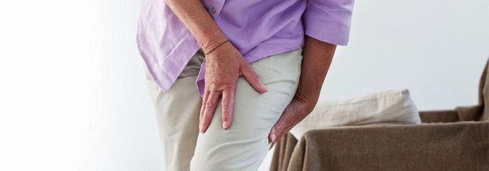 Причины вывиха головки эндопротеза