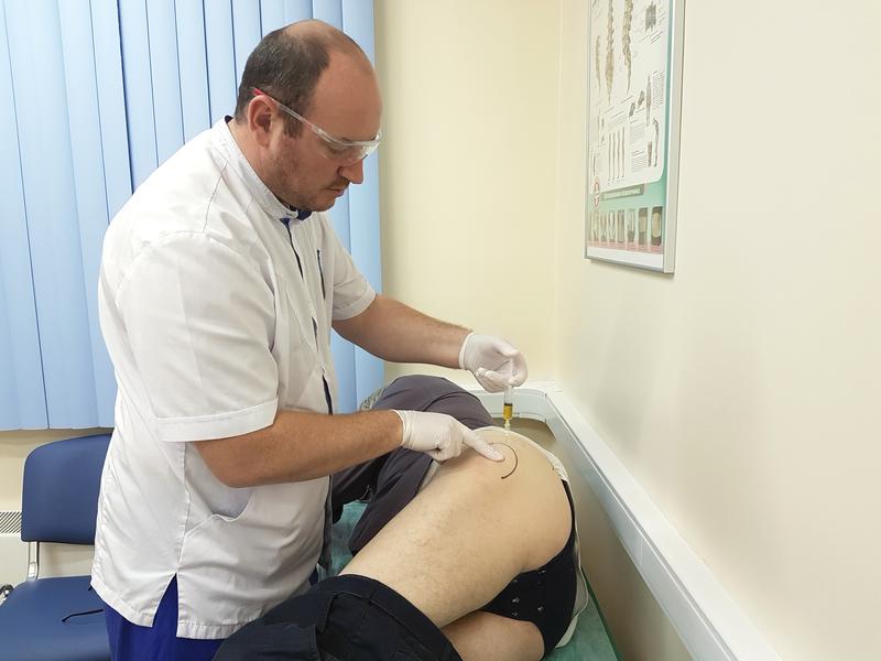 Инъекции в тазобедренный сустав при коксартрозе