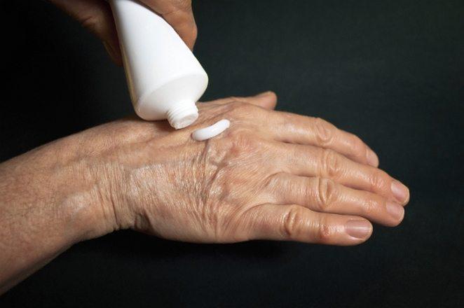 Мазь при воспалении суставов пальцев рук