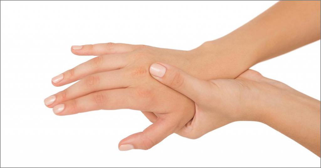 Покалывание в пальцах рук – причины, способы устранения